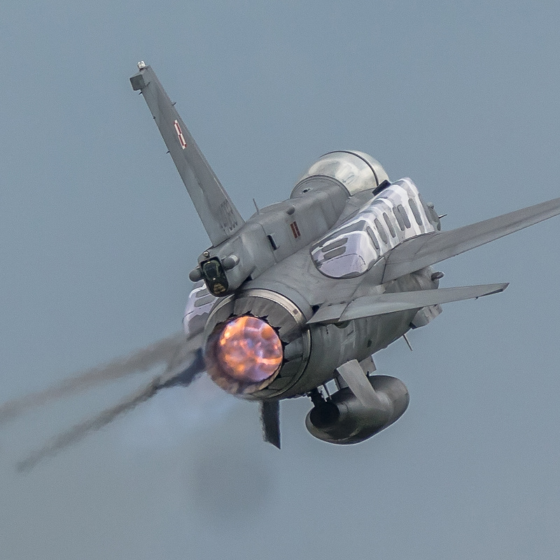 Lockheed Martin F-16D Fighting Falcon reg 4083